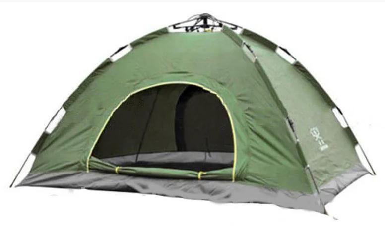 Палатка автоматическая Тina 6-ти местная, фото 2