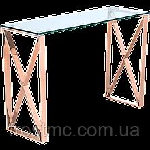 MANHATTAN консоль ROSE ЗОЛОТО MA-C1281RG