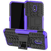 Чохол Armor Case для Nokia 2.2 Purple