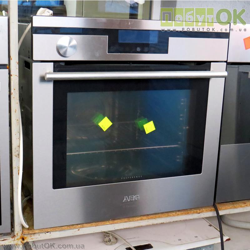Духовой Шкаф AEG Electrolux B 98205-5-M (Код:2118)