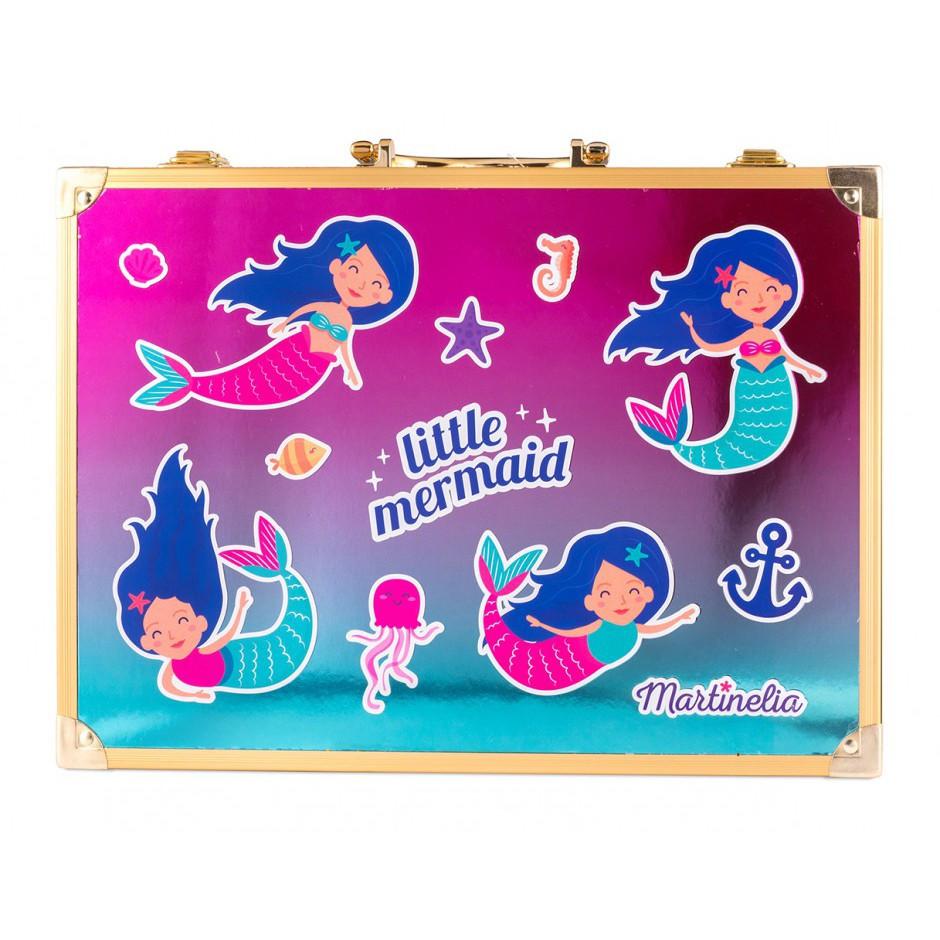 Набір дитячої косметики MARTINELIA LITTLE MERMAID великий кейс