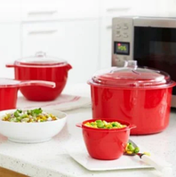 Посуд для духових і мікрохвильових печей