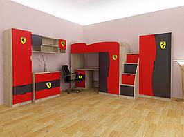 Детская комната Тeenager (Тинейджер).Viorina-deko