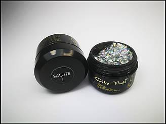 Гліттер SALUTE 1