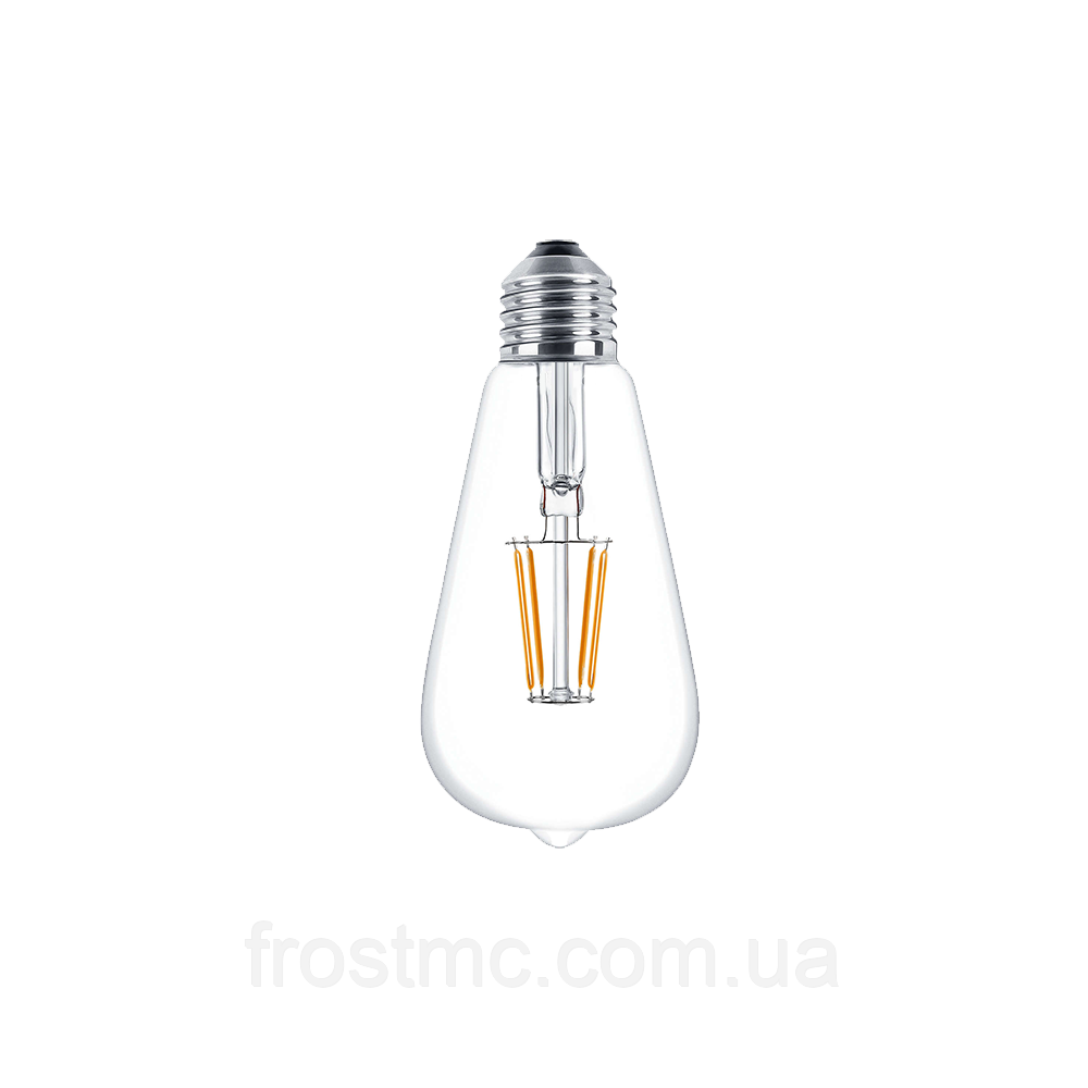 Декоративные лампы накаливания LED E27 6W ST64