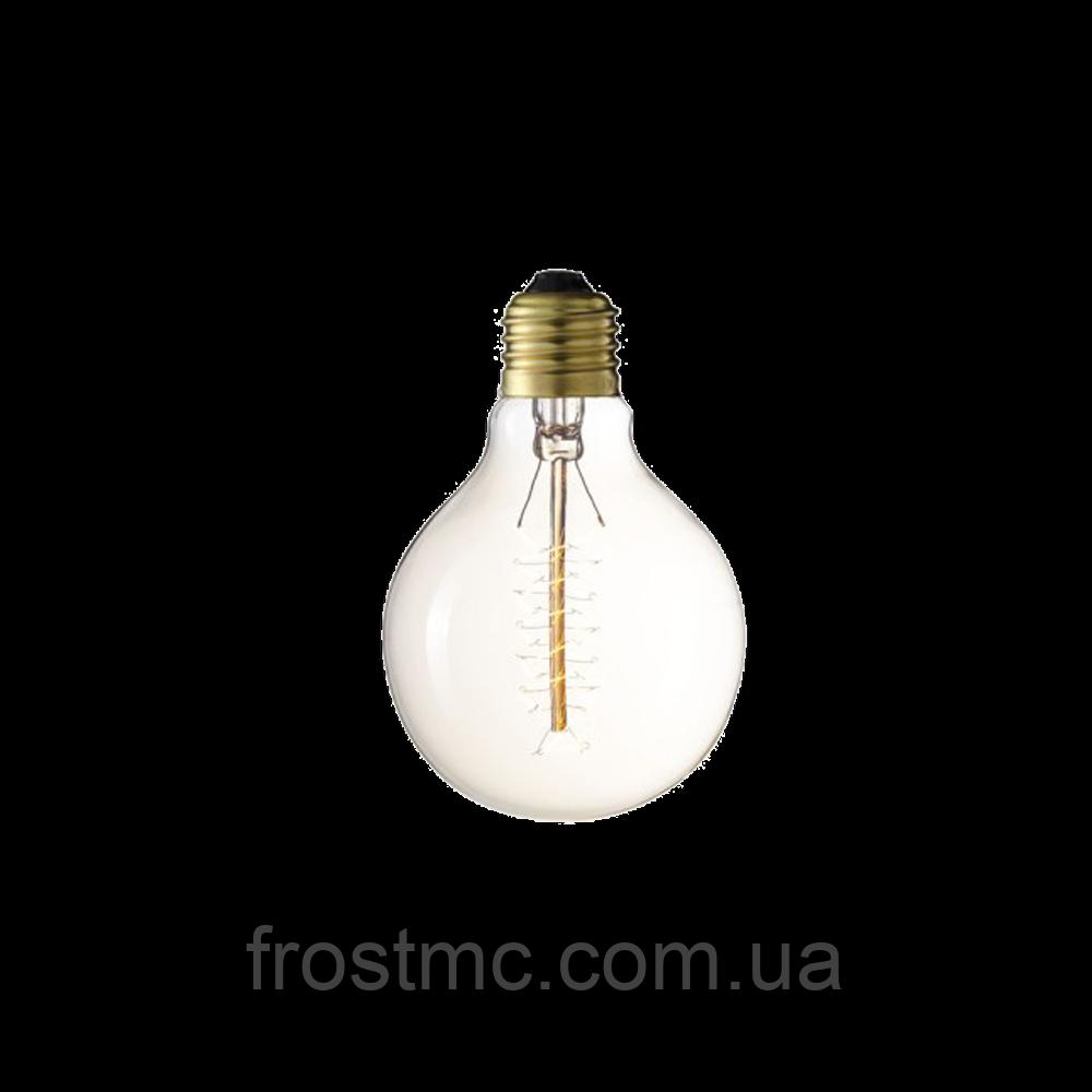 Декоративные Спиральные лампы 40W E27 G80