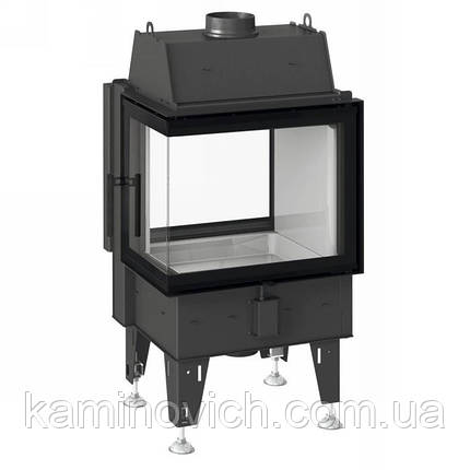 Каминная топка BeF Home TWIN 7 CL-CL/CP-CP, фото 2