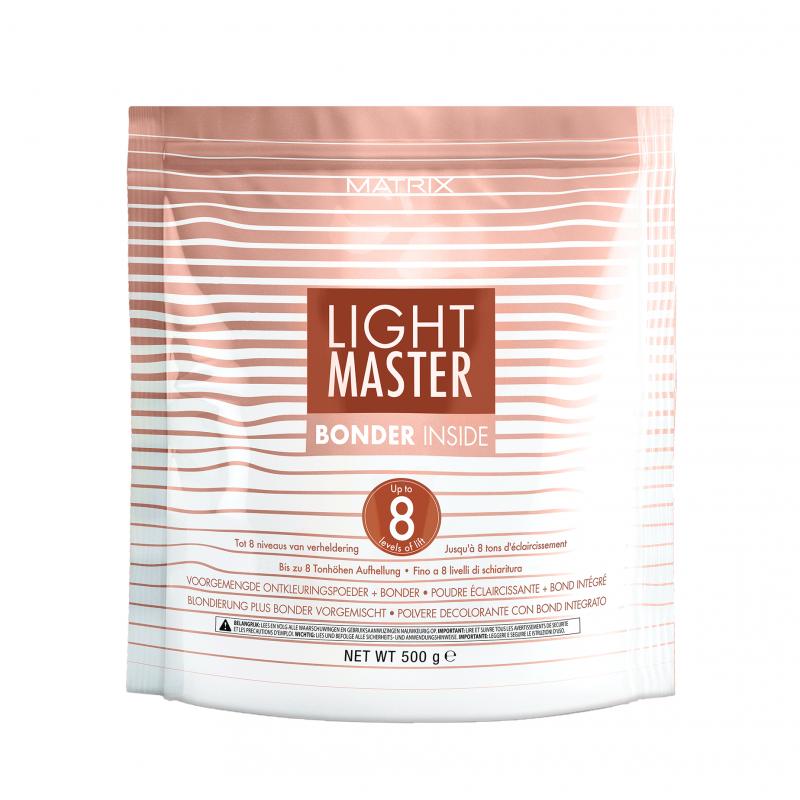 Порошок для осветления волос Matrix Light Master bonder inside с защитным комплексом Bond, 500 г.