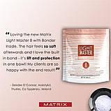 Порошок для осветления волос Matrix Light Master bonder inside с защитным комплексом Bond, 500 г., фото 3