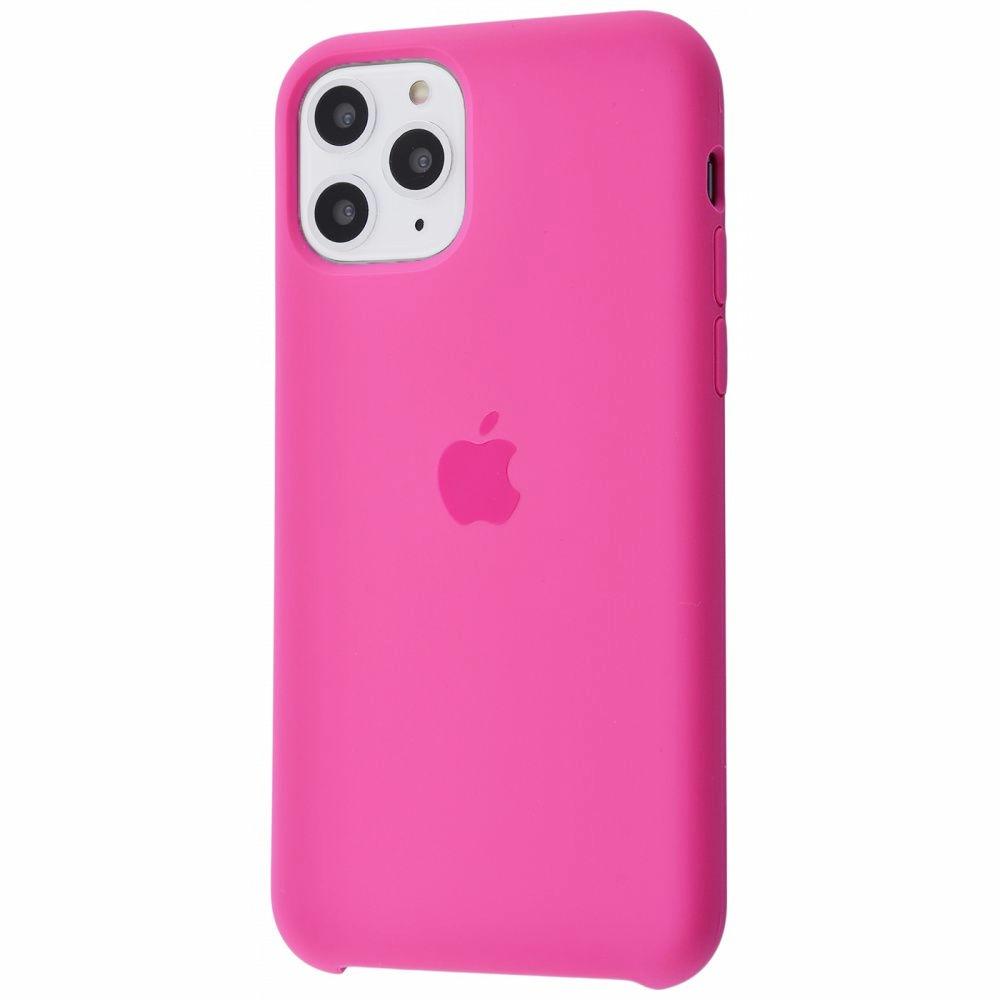 Чехол Silicone Case (Premium) для iPhone 11 Pro Max Dragon Fruit