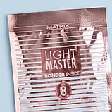 Порошок для осветления волос Matrix Light Master bonder inside с защитным комплексом Bond, 500 г., фото 8