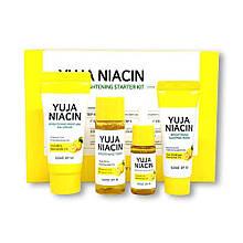 Набор осветляющих средств для тусклой кожи Some By Mi Yuja Niacin 30 Days