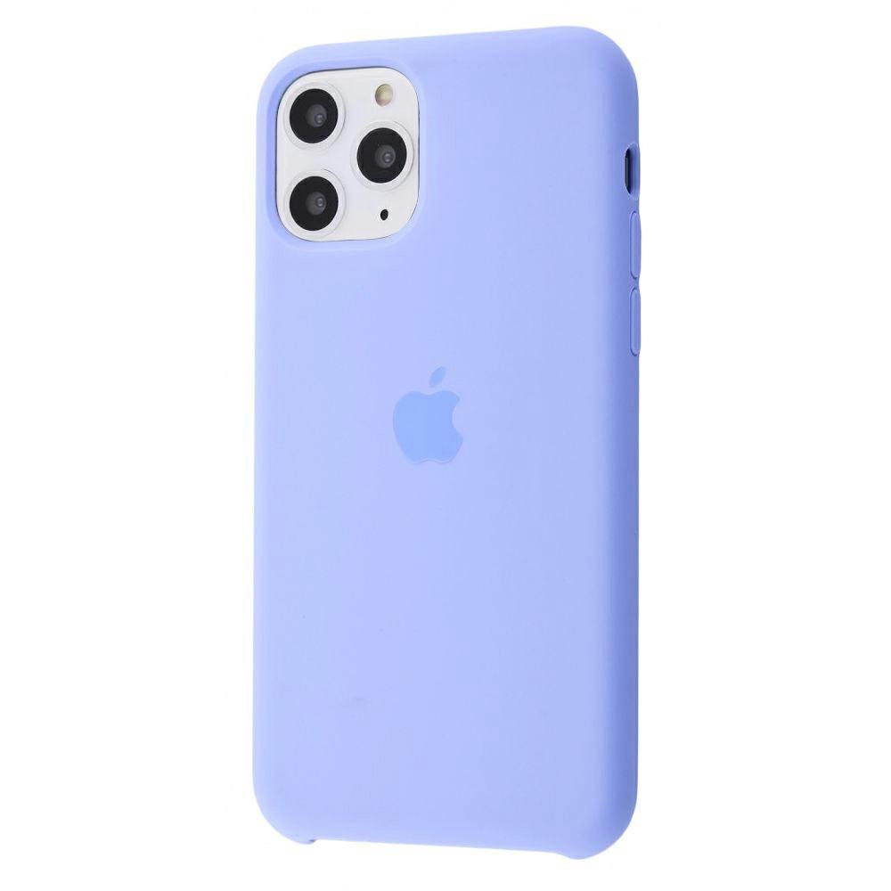 Чехол Silicone Case (Premium) для iPhone 11 Pro Max Lilac