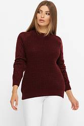 В'язані жіночі светри, сукні, кардигани