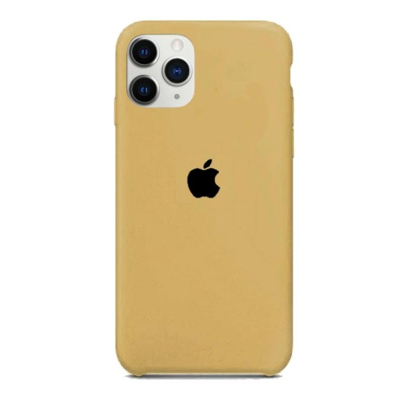 Чехол Silicone Case (Premium) для iPhone 11 Pro Max Spanch
