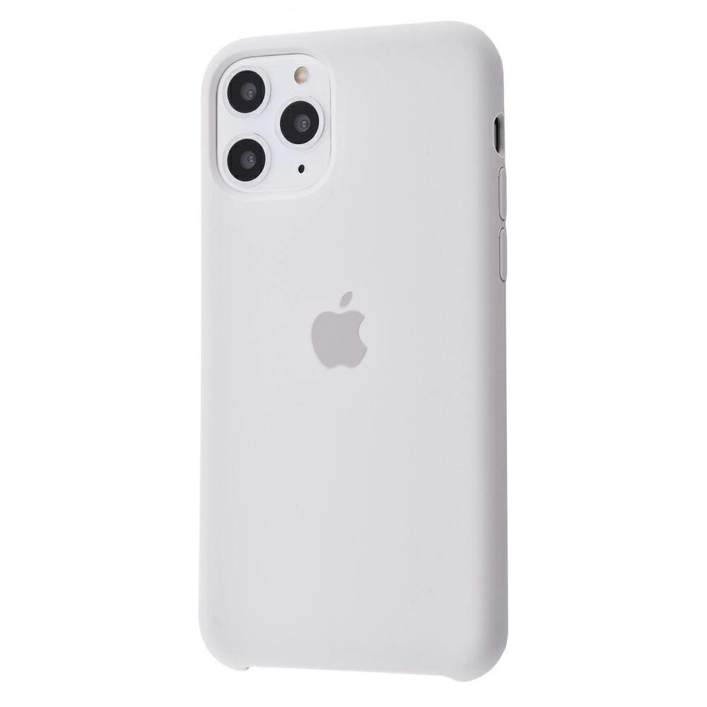 Чехол Silicone Case (Premium) для iPhone 11 Pro Max Stone