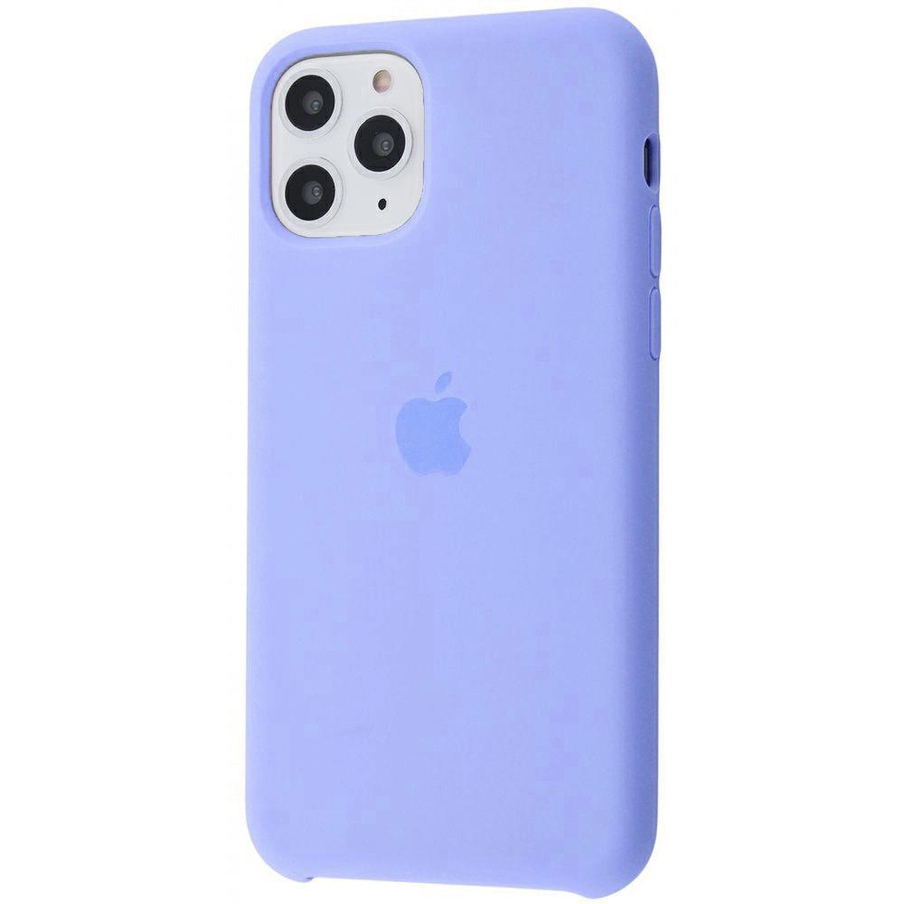 Чехол Silicone Case (Premium) для iPhone 11 Pro Max Viola