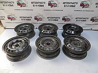 Диск колесный R16 Mercedes Vito 639 , Viano , W447, 5x112x66.6 ET52 6,5Jx16  OE:A4474010101