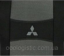 Авточехлы Mitsubishi Outlander 2 XL 2006-Nika Мицубиси Аутлендер ник