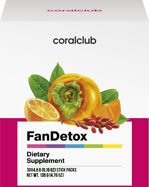 ФанДетокс - 30 стик-пакетов