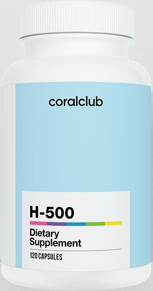 H-500 - 120 капсул