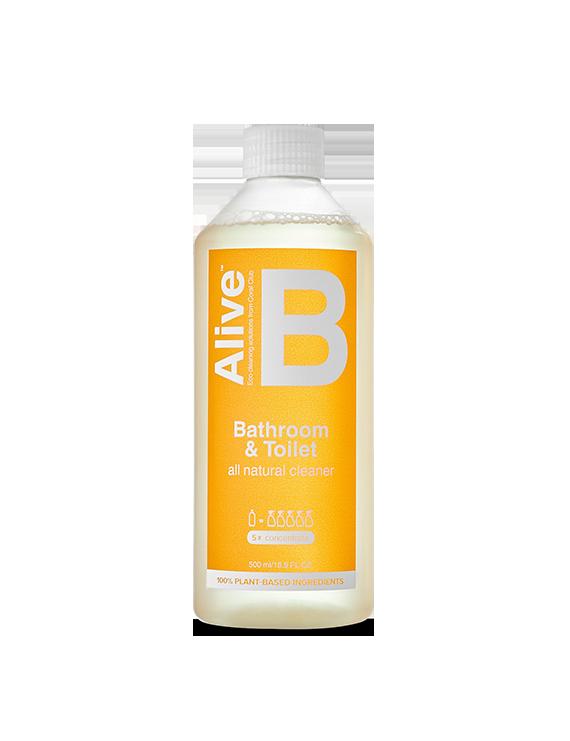 Alive B Средство для ванной комнаты и туалета - 500 мл