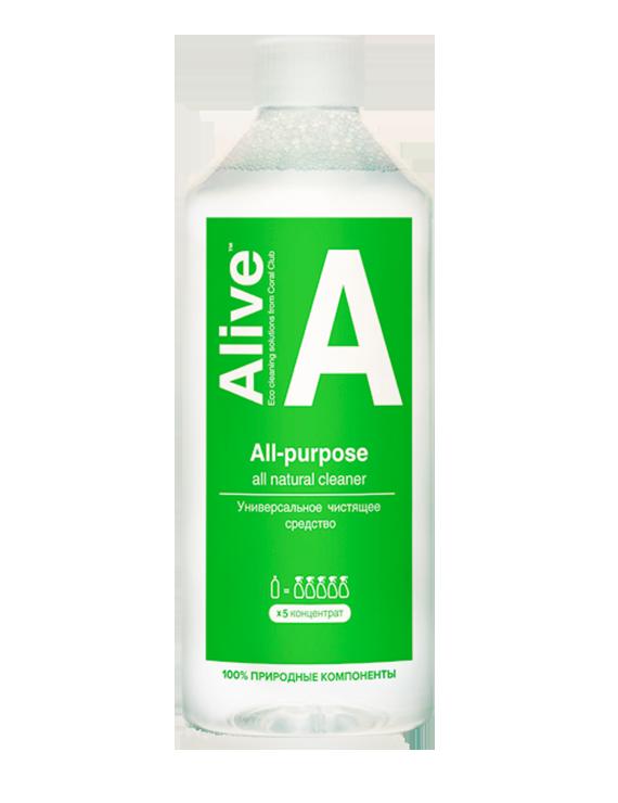 Alive A Универсальное чистящее средство - 500 мл