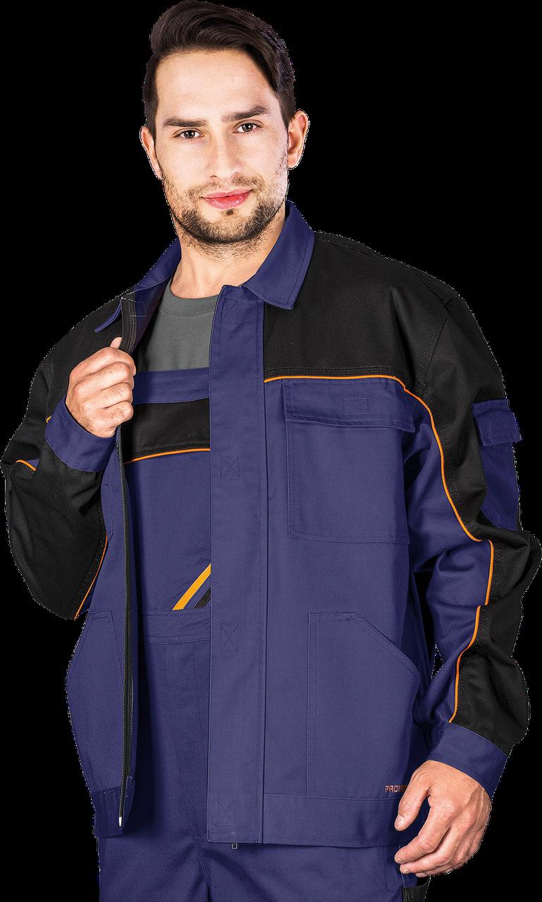 Куртка рабочая Reis Pro Master 65% полиэстер 35% хлопок 300г/м² PRO-J NBP (100017993)