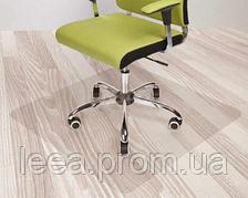 Защитный напольный коврик под кресло Oscar Ультра 1,5 мм 1000х1250 мм прозрачный