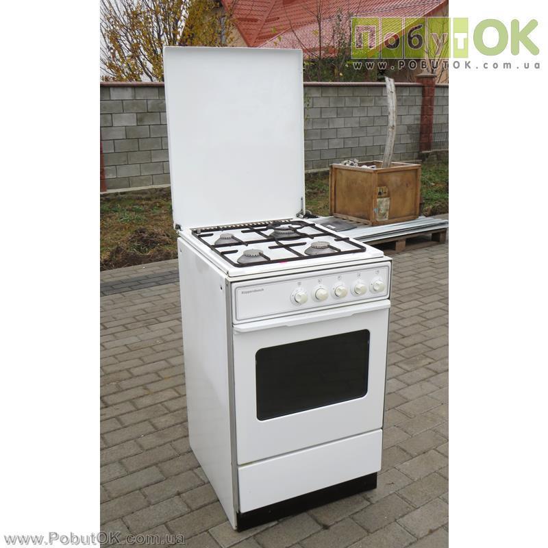Кухонная Плита Газовая С Газовой Духовкой Kuppersbusch (Код:2103)