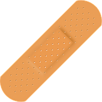 Пластирі бактерицидні