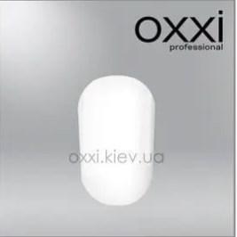 Гель-краска для френч OXXI (белая) №02  5g,