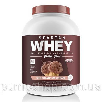 Многокомпонентный протеин Sparta Nutrition Spartan Whey 2.378 кг, фото 2