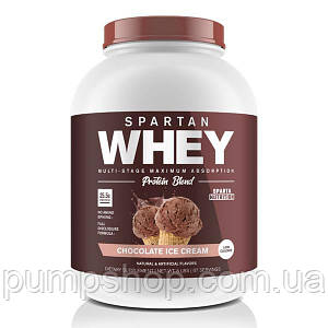Багатокомпонентний протеїн Sparta Nutrition Spartan Whey 2.378 кг (уцінка)