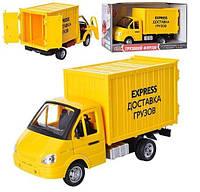 Машина Газель Play Smart 9077 доставка грузов
