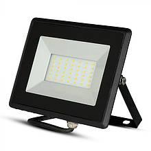 Прожектор уличный LED V-TAC, 30W, SKU-5954, E-series, 230V, 6400К, черный