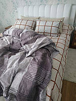 Полуторный постельный комплект эксель
