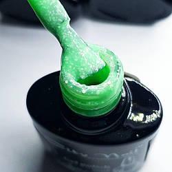 М'ятний гель-лак з вкрапленнями City Nail серія Candy Breeze 10мл арт.Гл-5-10