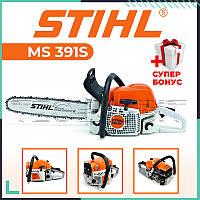 Бензопила Штиль STIHL MS 391s (4.2 кВт, шина 45 см) Пила Штиль МС 391s