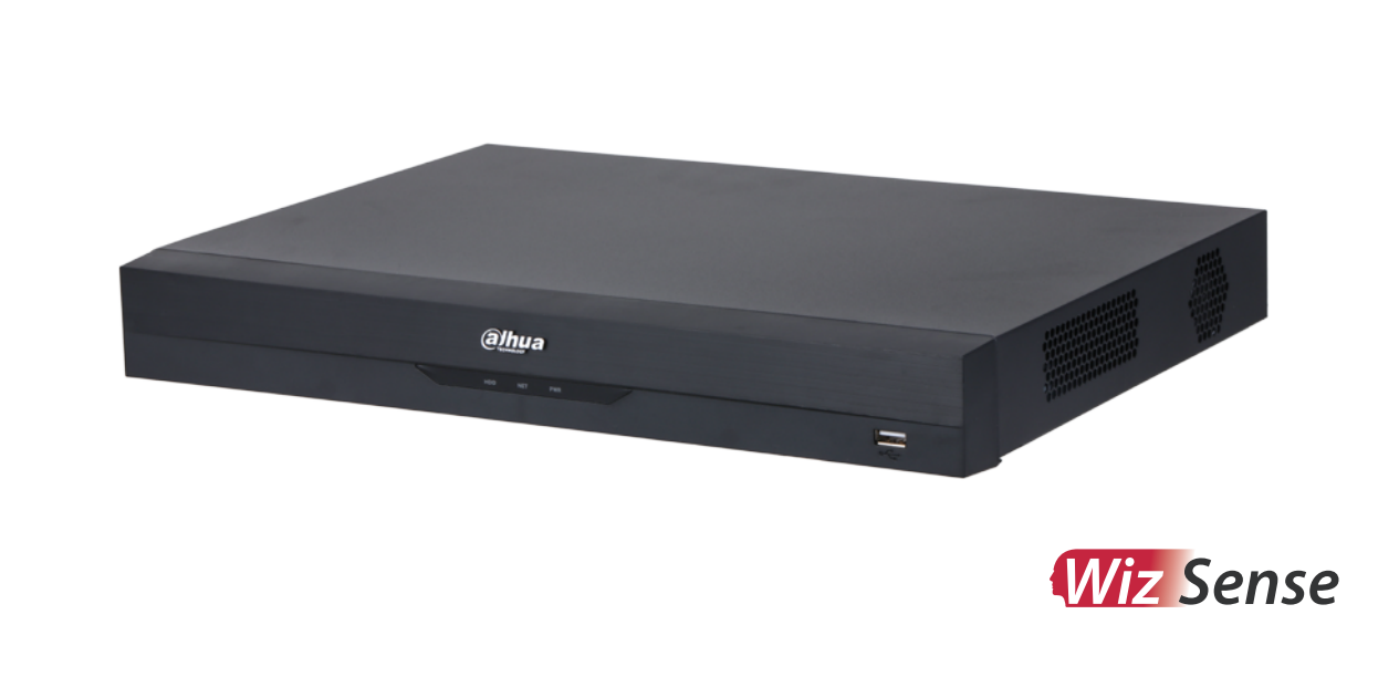 16-канальный XVR c AI  видеорегистратор DH-XVR5116HS-I2