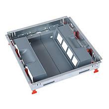 Основание для вертикальной установки ЭУИ фиксированные стандартное исполнение 2х8 мод.