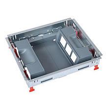 Основание для вертикальной установки ЭУИ фиксированные стандартное исполнение 2х6 мод.