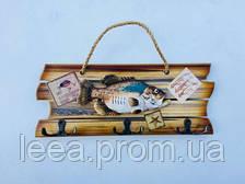Ключниця з гачками Рибальський Улов SKL32-152781
