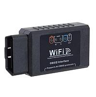 Диагностический сканер автомобильный (Автосканер) ELM 327 OBD II WiFi iOS Android ART: 2714 (2_009124)
