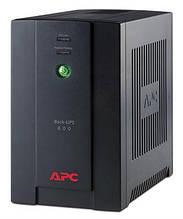 ИБП APC Back-UPS 800VA, Schuko