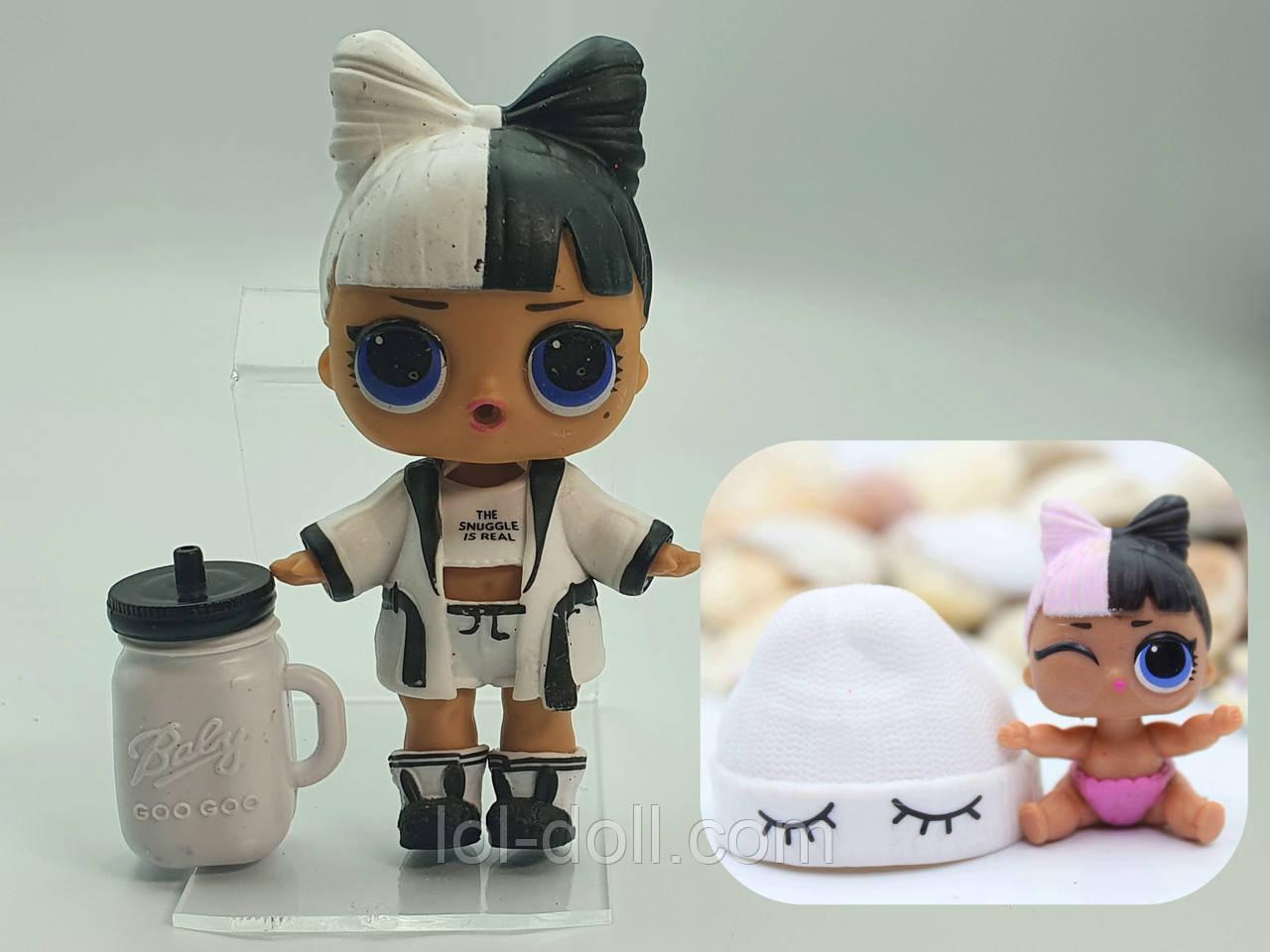 Семья Кукла LOL Surprise 3 Серия Snuggle babe - Леди Вечеринка Лол Сюрприз Оригинал