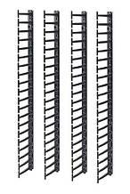 Комплект вертикальных организаторов кабелей для шкафов АРС NetShelter SX (4 шт.)