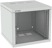 """Шкаф ZPAS монтаж сетевого оборудования, СКС, серверный, навесной/напольный  19"""" 18U 600x600 Z-BOX, съемные"""