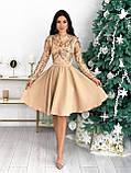 Платье женское вечернее нарядное, фото 7