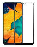 Защитное стекло для Samsung A31 Полноэкранное (Захисне скло на Самсунг)